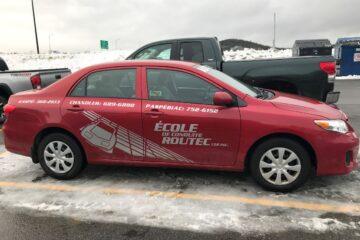 Toyota Corolla Rouge