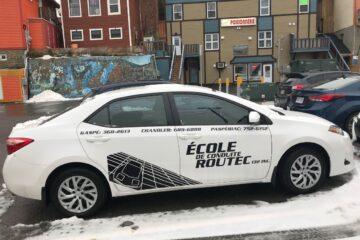 Toyota Corolla Blanche